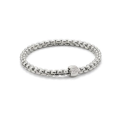 Fope Bracelet Eka Flex'it Bracelet with Diamonds