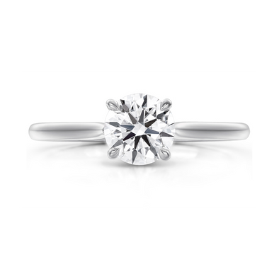 Hearts on Fire Engagement Engagement Ring Camilla 4 Prong Engagement Setting