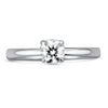 Hearts on Fire Engagement Engagement Ring HOF Signature Solitaire .40ct Engagement Ring 6.5
