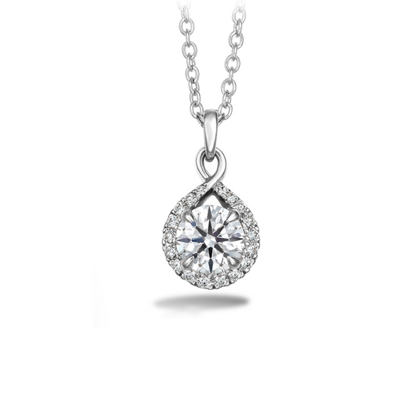 Hearts on Fire Necklaces and Pendants Optima Diamond Drop Pendant