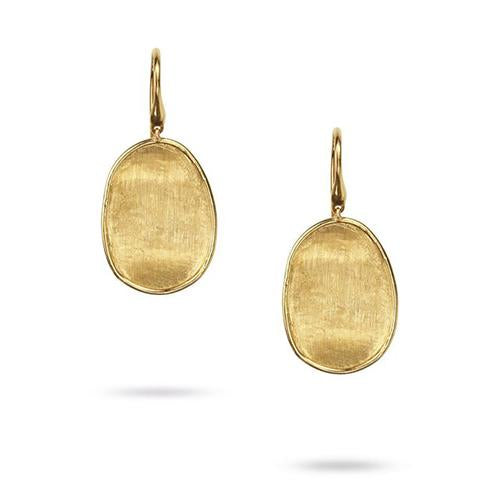 Marco Bicego Earring Lunaria Gold Small French Wire Earrings