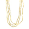 "Mastoloni Necklaces and Pendants Endless 100"" Freshwater Pearl Strand Necklace"