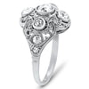 PAGE Estate Ring Art Deco Diamond Ring 7
