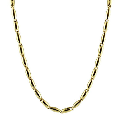 "PAGE Estate Necklaces and Pendants Bar Link 17"" Chain Necklace"