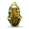 PAGE Estate Pins & Brooches Jade Frog Pin