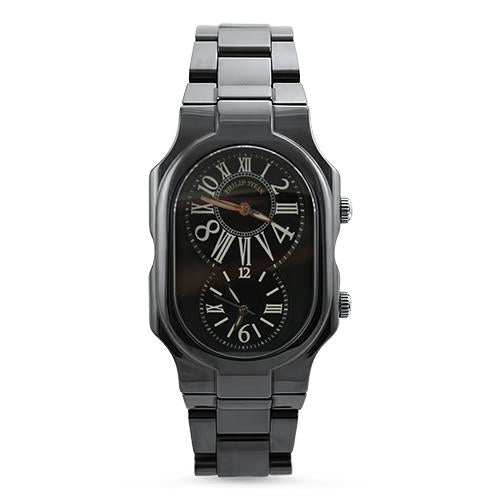 Philip Stein Watch Signature Black Ceramic Watch