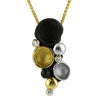 Sarah Graham Necklaces and Pendants Confluence Medium Cluster Pendant