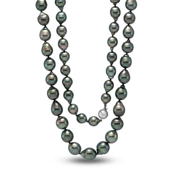 Springer's Collection Necklaces and Pendants Tahitian Baroque Pearl Strand