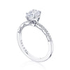 Tacori Engagement Engagement Ring Coastal Crescent Solitaire Engagement Setting