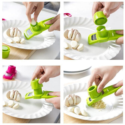 Microplaner and Grater for Ginger or Garlic
