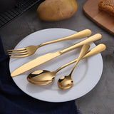 Premium Stainless Steel Flatware Sets