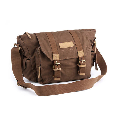 Waterproof Vintage  Camera Shoulder Bag