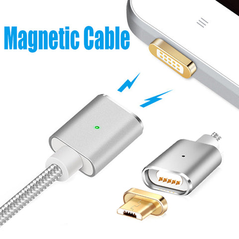 Magnetic Cable Micro USB /3 colors