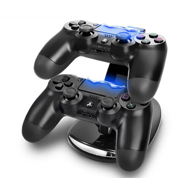 Premium Ps4 Dual Controller Charger Dock Station