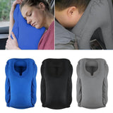 Travel  Inflatable Comfortable pillow