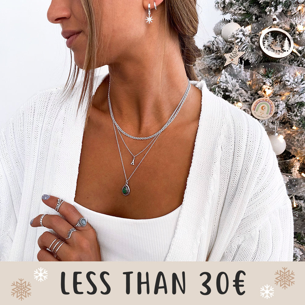 Jewels for less than 30 euros