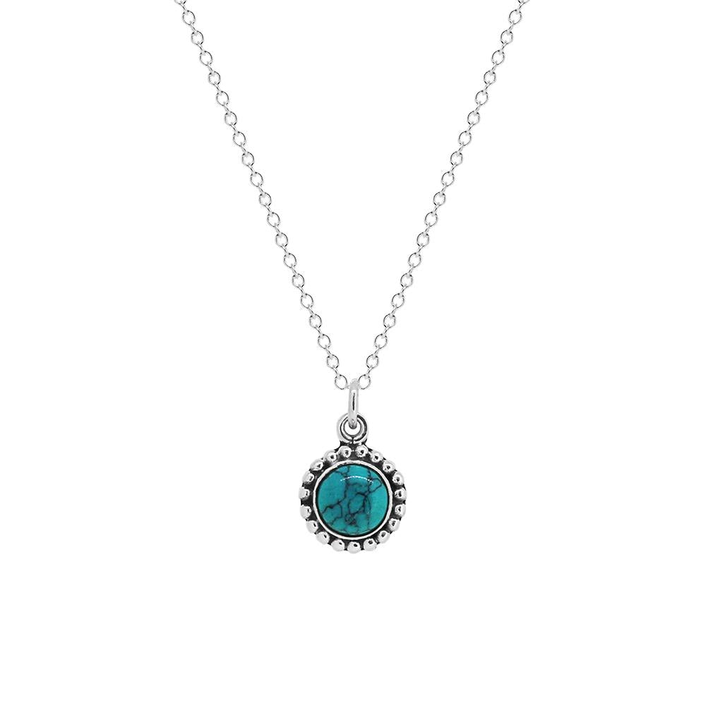 Collier Talak turquoise