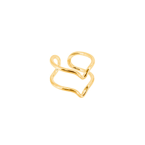 ANILLO HARSH ORO