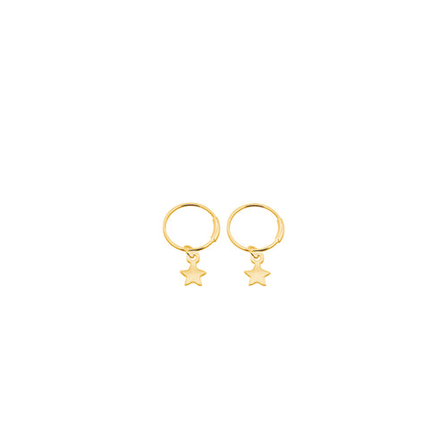 PIERCING SITARA (10MM) ORO