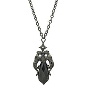 Starlight Panther Drop Pendant