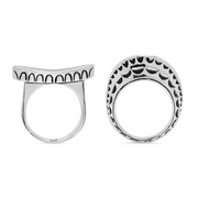 Sterling Silver Stacking Rings Gift Set