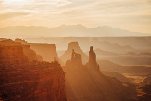 National Park Collection: Early Morning in the Canyonlands