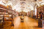 The Strahov Library in Prague