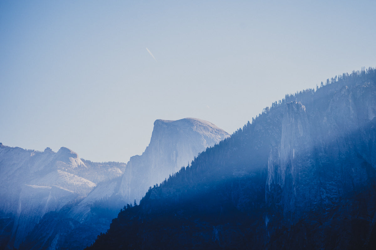 National Park Collection: Half Dome in morning light