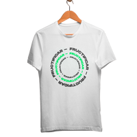Short Sleeve T-Shirt - Fructificar  2021 (White)