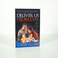 Deliver Us From Evil - Cindy Jacobs (English)