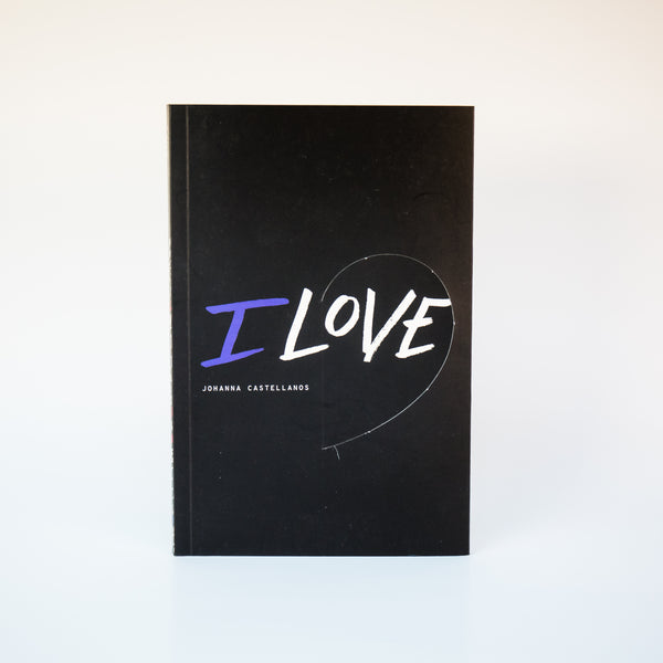 I Love - Johanna Castellanos (English)