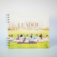 I am a Leader. Cell Group Planner - Johanna Castellanos (English)