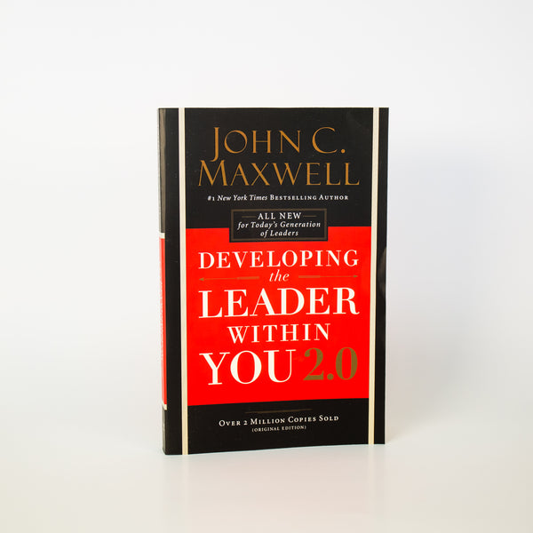 Developing the Leader Within You 2.0 - John Maxwell (English)