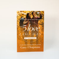 The 5 Love Languages of Teenagers - Gary Chapman (English)
