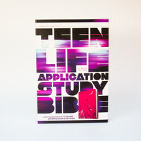 NLT, Teen Life, Application Study Bible - Tyndale House (English)
