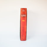 NLT, Live , The Teen Bible, Hard Cover - Tyndale House (English)