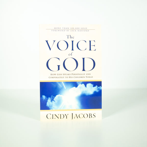 The Voice of God -  Cindy Jacobs (English)