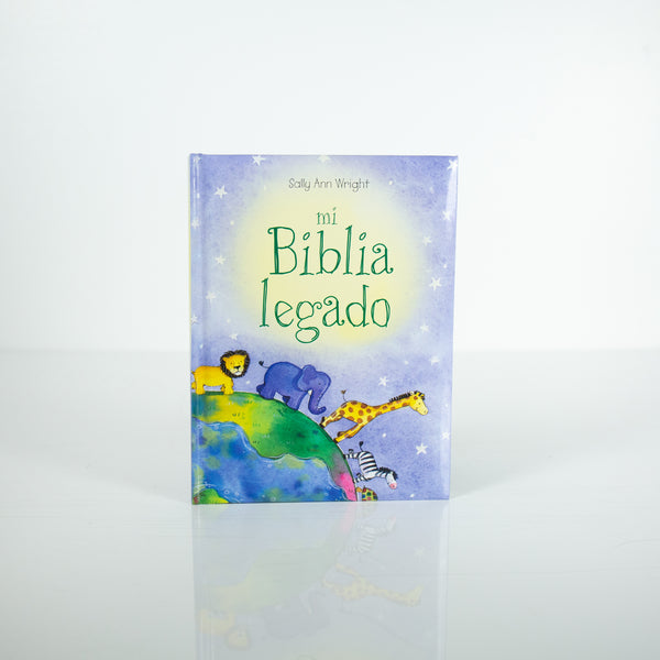 Mi Biblia Legado - Sally Ann Wright (Bilingual)