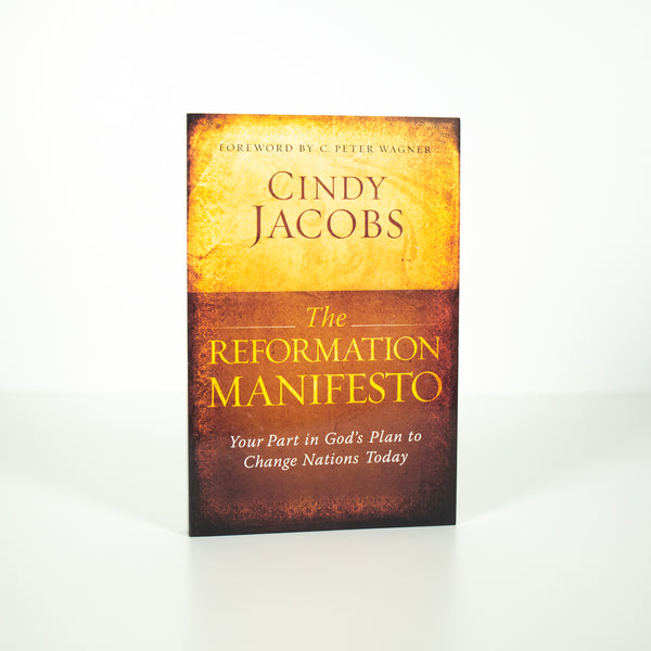The Reformation Manifesto - Cindy Jacobs (English)