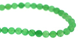 6mm Gemstone Rounds Aventurine Gr01 - Mi Amore
