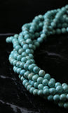 6mm Gemstone Rounds Chinese Turquoise Gr24