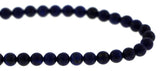 6mm Gemstone Rounds Lapis GR09 - Mi Amore