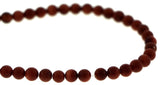 6mm Gemstone Rounds Goldstone Gr26 - Mi Amore