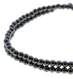 5mm Hp Magnetic Hematite Round HPM08
