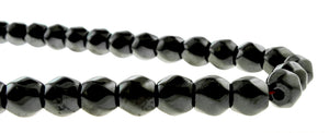 6mm Hp Magnetic Hematite Hex Twist HPM28 - Mi Amore