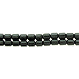 4mm Magnetic Hematite Drum Mh06