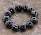 5mm Disc Magnetic Hematite MH75