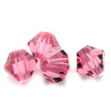 4mm Swarovski Crystals Rose S4C29