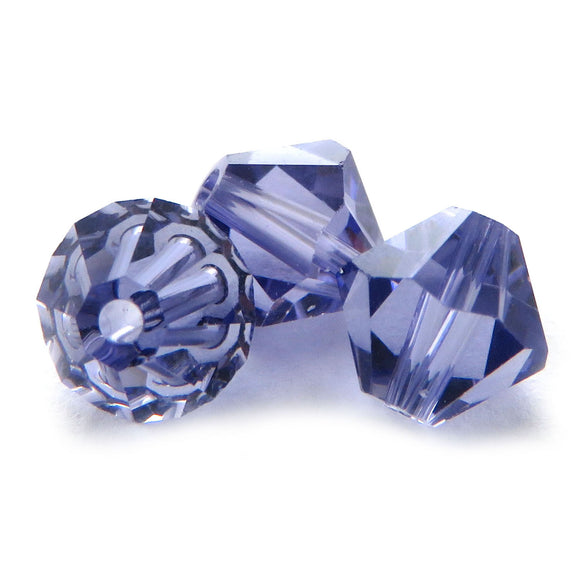 6mm Swarovski Crystals Tanzanite S6C05