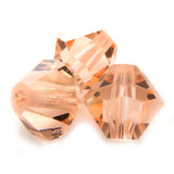 6mm Swarovski Crystals Light Peach S6C10